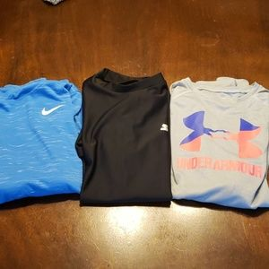 Girls sport bundle, Nike, UnderArmour, Starter